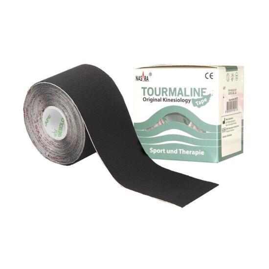 Tape Original Nasara Kinesiology Tourmaline 5 cm x 5 m