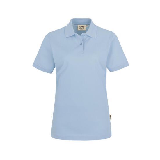 Hakro Damen-Poloshirt Top eisblau