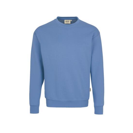 Hakro Sweatshirt Premium malibublau
