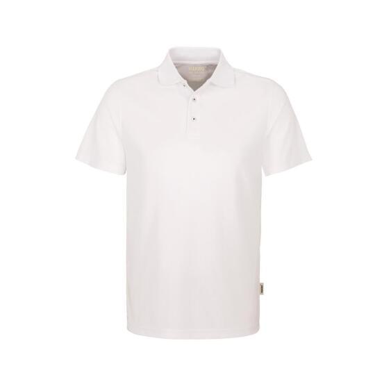 Hakro Poloshirt COOLMAX® weiß